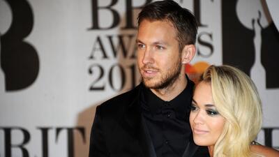 Calvin Harris evita encontrarse con Rita Ora