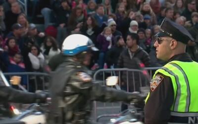 Alerta en Nueva York tras el arresto de un sujeto que buscaba apoyar a I...