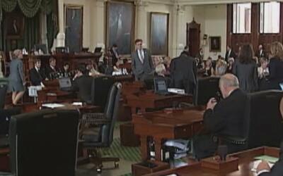 Senado de Texas aprobó la medida sobre pensiones de Houston