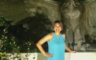 Annette Taddeo regresó de su visita a Cuba