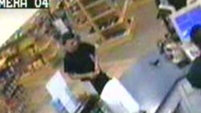 Imagen del sospechoso
