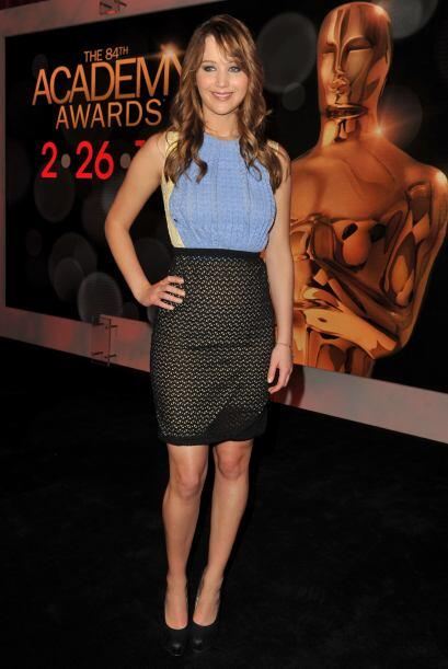 Sin lugar a dudas, Jennifer Lawrence también es una de las mujere...