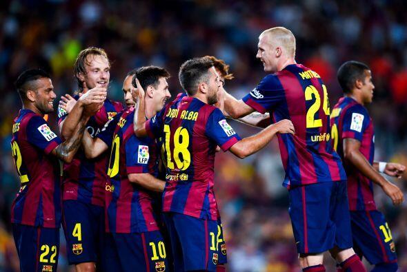 En el GRUPO F aparece un candidato de siempre, el FC Barcelona (Espa&nti...