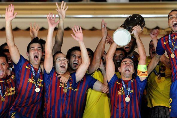 Una nueva copa llega a las vitrinas del Barcelona.