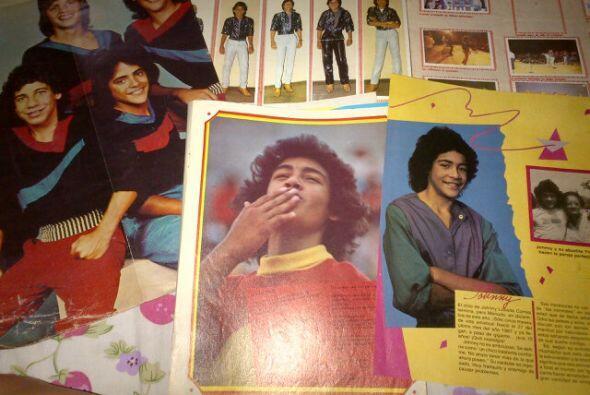 Johnny Lozada Correa llegó a este mundo un 21 de diciembre de 1967. (Fot...