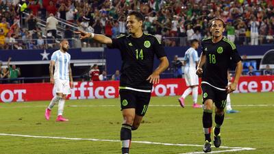 Selección Mexicana.