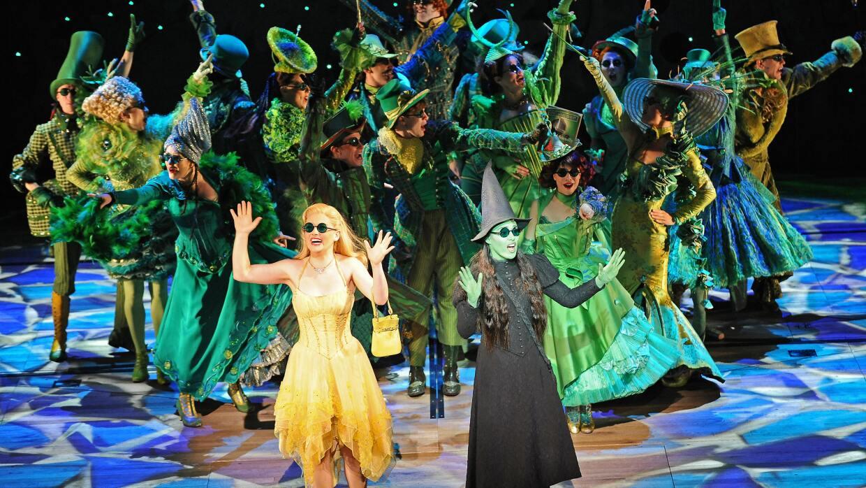 """El musical """"Wicked"""""""