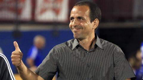Oscar Pareja, el DT que ha forjado a uno de los mejores equipos en la ML...