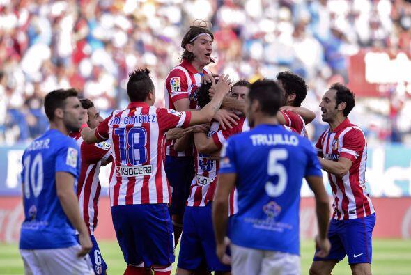 La vuelta del Atlético Madrid a la Liga de Campeones se oficializ...