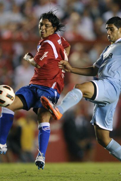 El veterano jugador argentino, Marcelo Gallardo fue parte del equipo cha...
