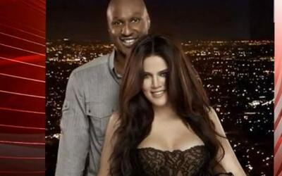 Khloe Kardashian contrarrestó rumores de divorcio con una foto