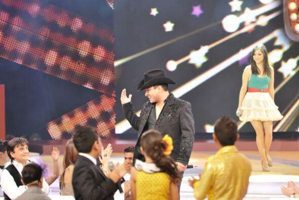 El show se ha caracterizado por ser un desfile de estrellas, en esta oca...