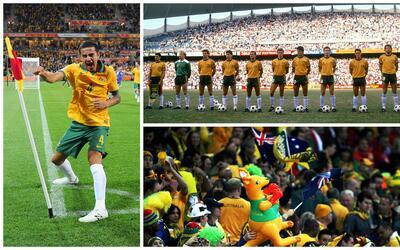 La historia de Australia es una de progreso e integración.