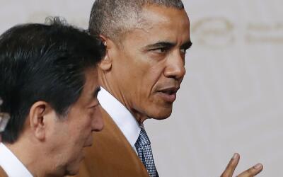 En esta imagen de archivo del 20 de noviembre de 2016, el presidente de...