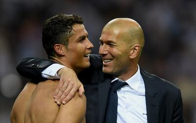 """Cristiano: """"La llegada de Zidane fue clave"""""""