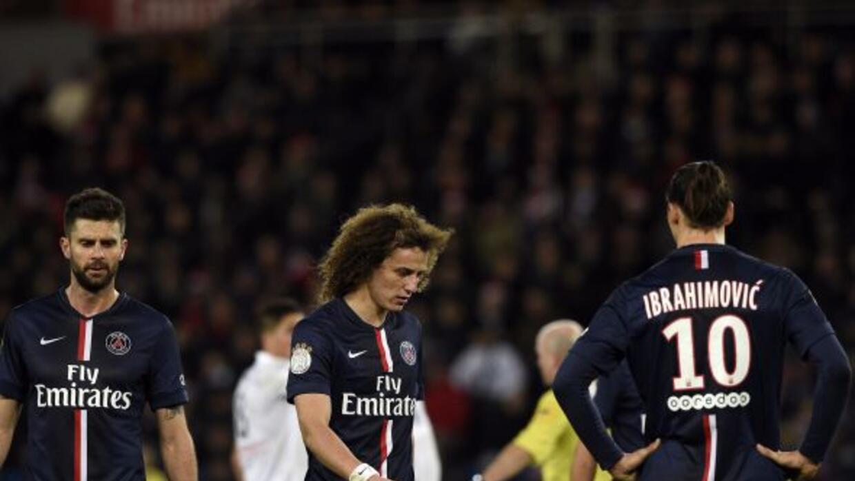 Los parisinos no pasaron del empate a cero con Montpellier.