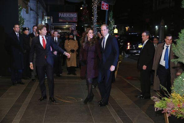 El lunes William tiene planeado reunirse con el presidente Barack Obama...
