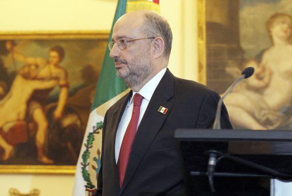 Por su parte, la Secretaría de Relaciones Exteriores mexicana a través d...