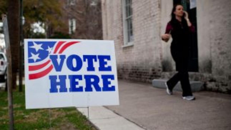 En la elección presidencial 2008 votaron 10.2 millones de votantes hispa...