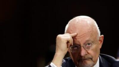 James Clapper, director nacional de Inteligencia de EEUU.