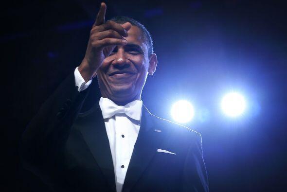 El presidente confesó que durante la ceremonia de investidura ante el Ca...
