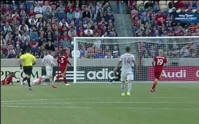 'Tito' Villalba marca un tempranero gol para Atlanta United