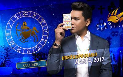 Niño Prodigio - Sagitario 4 de mayo 2017