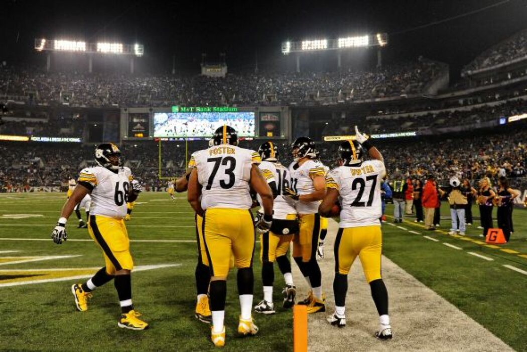 Los Steelers rompieron una racha de dos derrotas.