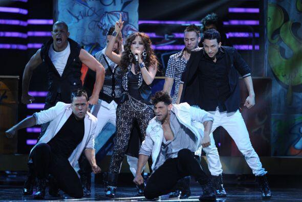 3BallMTY y América Sierra cantaron el tema de la telenovela 'Porque el a...
