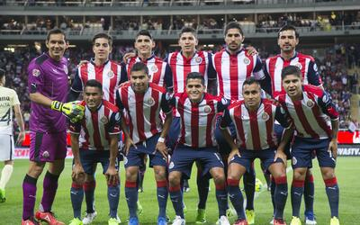 Chivas se ha convertido en uno de los equipo a vencer este torneo.