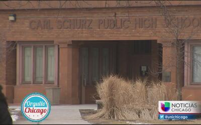 Secundaria Carl Schurz es un Orgullo Chicago