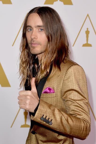 Y este año suma a sus logros un Oscar como Mejor Actor de Reparto...