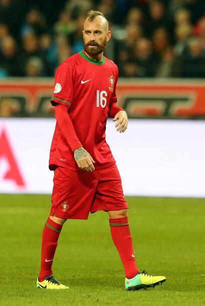 Raúl Meireles es de los futbolistas de Portugal que menos reflect...