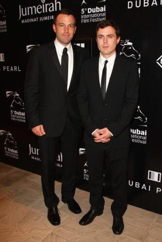 Ben y Casey Affleck. Ellos forman parte de ese selecto grupo de familias...