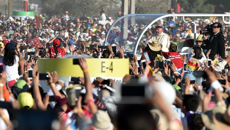 Papa Francisco México, Juárez