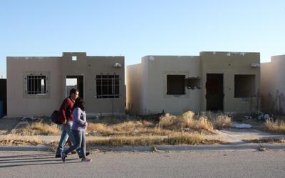 Para los vecinos, las casas vacías son un problema serio. No s&oa...