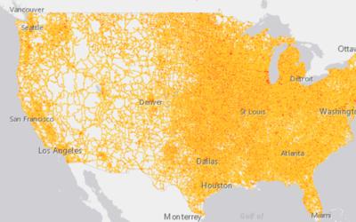 mapa del ruido