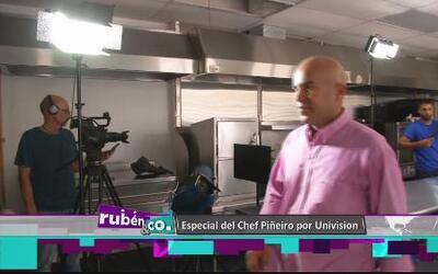 Especial de Acción de Gracias con el chef Piñeira