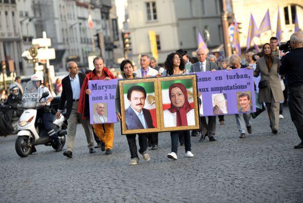 La octava jornada mundial contra la pena de muerte el domingo dio lugar...