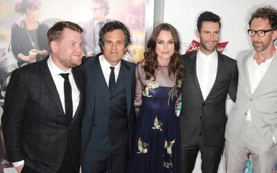 El director de 'Begin Again' critica a Keira Knightley