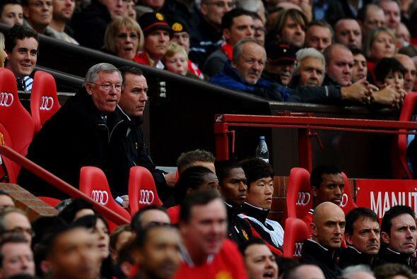 Sir Alex Ferguson no sabía qué hacer con sus pupilos para...
