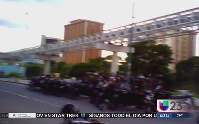 Guardias nacionales de Venezuela afirman que también padecen hambre