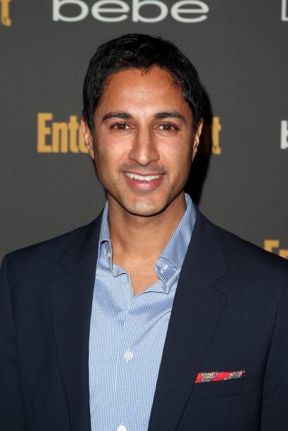 "Maulik Pancholy El actor de shows como ""30 Rock"" y ""Weeds"" comentó en no..."