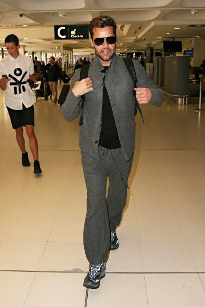 El cantante estaba listo para dejar Australia.