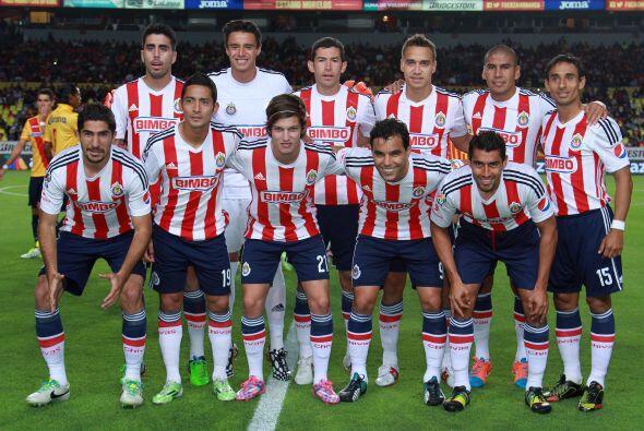 Las Chivas pelean por el descenso, el Guadalajara no ha dado muchas sati...