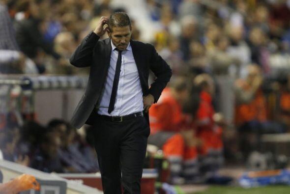 El equipo de Simeone vio frenada su racha de 23 partidos sin perder.