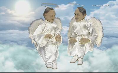 """""""Los angelitos"""" critican las convenciones"""