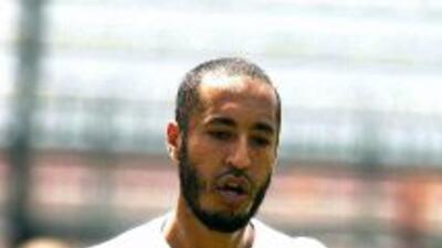 Saadi Gadafi negó, a través de su abogado, que haya intentado entrar ile...