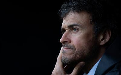 """Luis Enrique y el duelo ante el Espanyol: """"Es un derby y será de dificul..."""