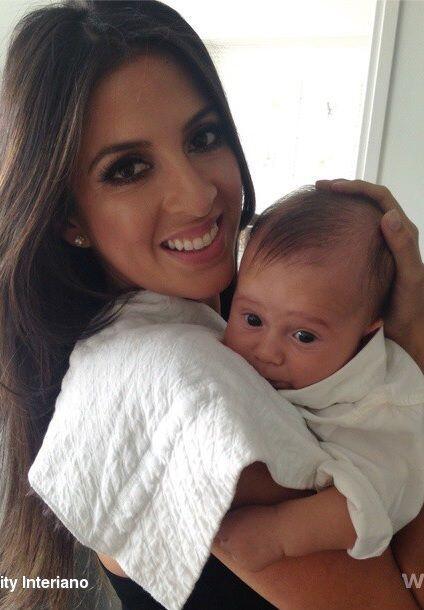"""""""Miren que grande esta #BabyBruce! Ayer la familia @DespiertaAmeric fue..."""